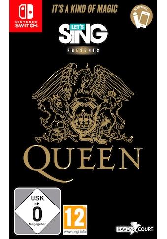 Spiel »Let's Sing Queen«, Nintendo Switch kaufen