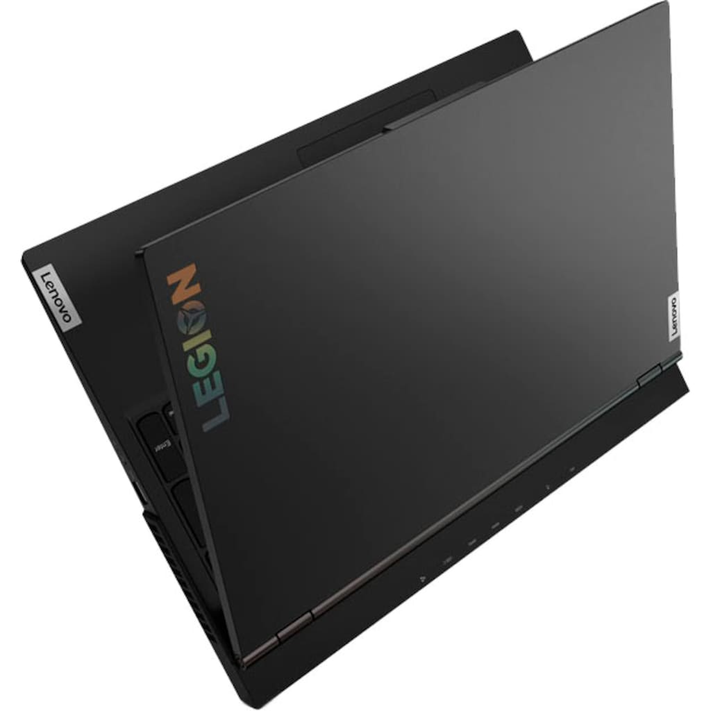 "Lenovo Notebook »Legion 5 15IMH05H«, (39,62 cm/15,6 "" Intel Core i5 GeForce RTX 2060\r\n 512 GB SSD), Kostenloses Upgrade auf Windows 11, sobald verfügbar"