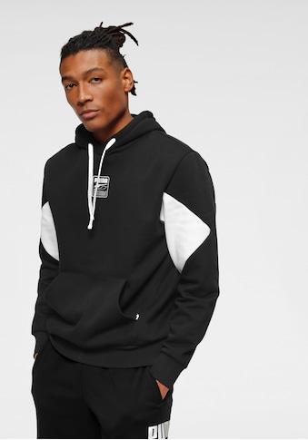 PUMA Kapuzensweatshirt »Rebel Hoodie Small Logo FL« kaufen
