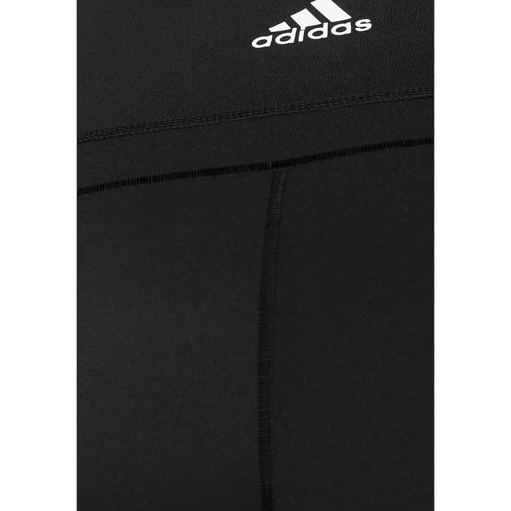 adidas Performance Funktionstights »BELIEVE THIS 2.0 3-STREIFEN«