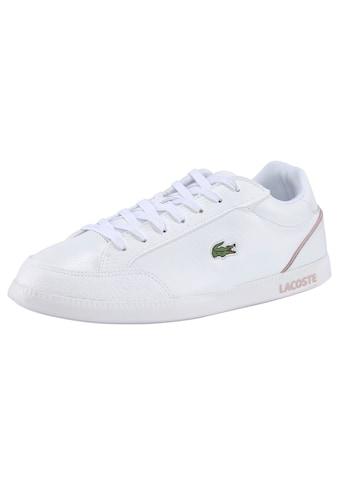 Lacoste Sneaker »GRADUATE CAP 0721 1 SFA« kaufen