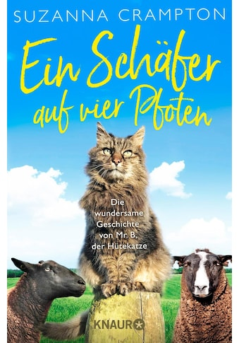 Buch »Ein Schäfer auf vier Pfoten / Suzanna Crampton, Simone Jakob« kaufen