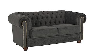 Max Winzer® Chesterfield-Sofa »Rover«, mit edler Knopfheftung, 2-Sitzer oder 3-Sitzer kaufen