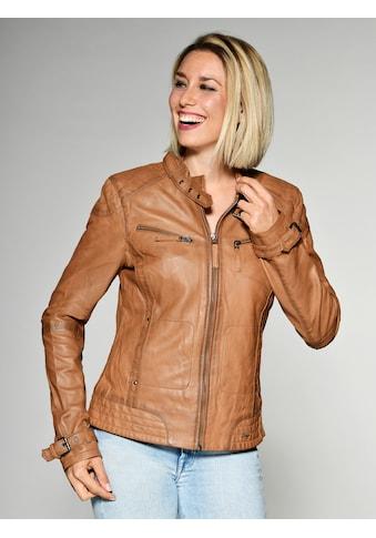 Maze Lederjacke mit zwei Brusttaschen »Ryana« kaufen