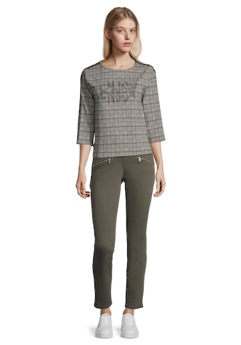 Betty Barclay Sweatshirt »kariert« kaufen