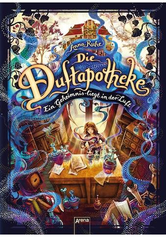 Buch »Die Duftapotheke (1). Ein Geheimnis liegt in der Luft / Anna Ruhe, Claudia Carls« kaufen