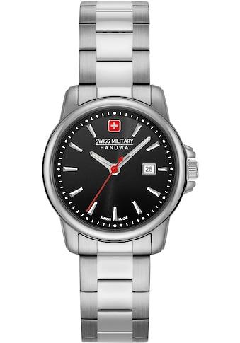 Swiss Military Hanowa Schweizer Uhr »SWISS RECRUIT LADY II, 06-7230.7.04.007« kaufen