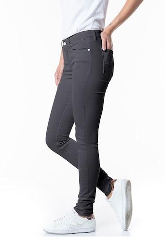 Replay Skinny-fit-Jeans, mit auffälligem Rosen-Markenlabel kaufen