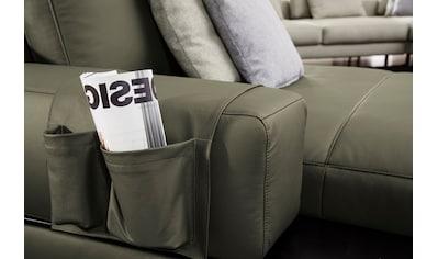 ADA trendline Polsterauflage »Ruben«, der Echtleder- Organizer für das Sofa kaufen