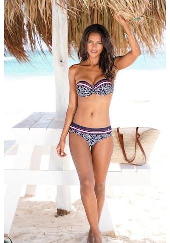 LASCANA Bikini-Hose »Minimal«, in höherer Form kaufen