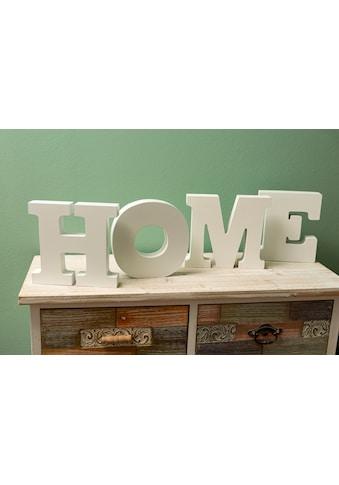 Home affaire Deko - Buchstaben »Zora« kaufen