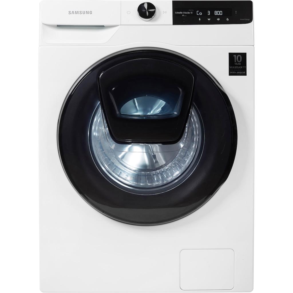 Samsung Waschmaschine »WW81T854ABT/S2«, WW8500T, WW81T854ABT