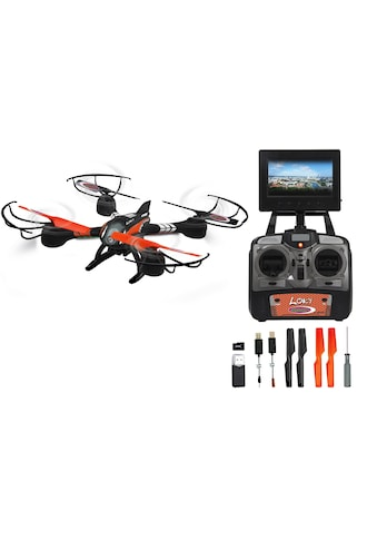 Jamara RC-Quadrocopter »Loky«, mit Display und Kamera kaufen