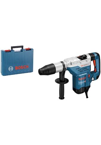 Bosch Professional Bohrhammer »GBH 5-40 DCE Professional«, (1 tlg.), Turbo-Power, mit... kaufen