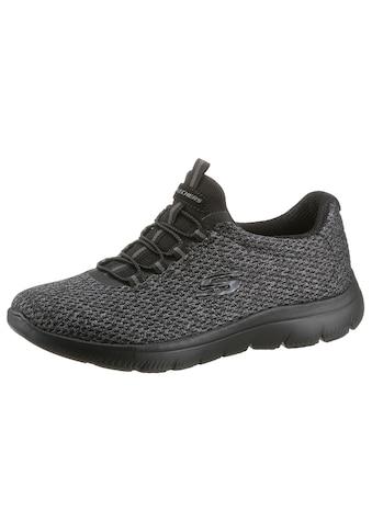 Skechers Sneaker »SUMMITS - STRIDING«, mit Memory Foam Ausstattung kaufen