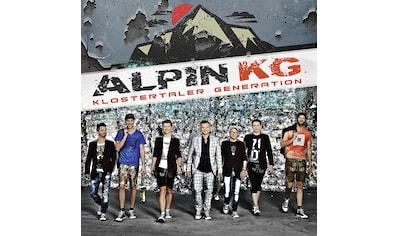 Musik-CD »Alpin KG / Alpin KG« kaufen