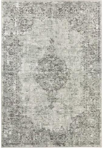 ELLE DECORATION Teppich »Vertou«, rechteckig, 4 mm Höhe, Vintage Design, Wohnzimmer kaufen