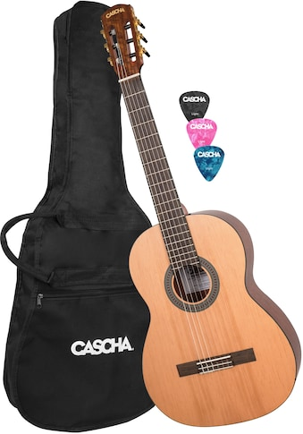 Cascha Konzertgitarre »Stage Series«, 4/4 kaufen