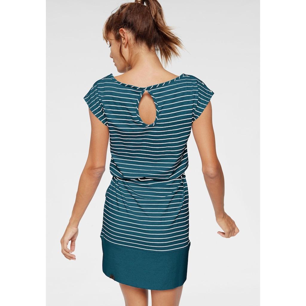 Ragwear Shirtkleid »SOHO«, im maritimen Streifen-Look