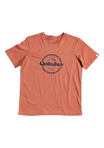 Quiksilver T-Shirt »Words Remain« kaufen