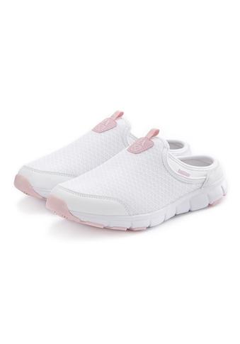 LASCANA Slip-On Sneaker, Clog aus leichtem Mesh-Material kaufen