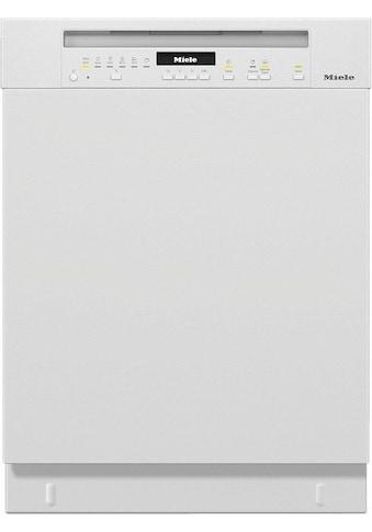 Miele Unterbaugeschirrspüler, G 7000 SCU, 8,9 l, 14 Maßgedecke kaufen