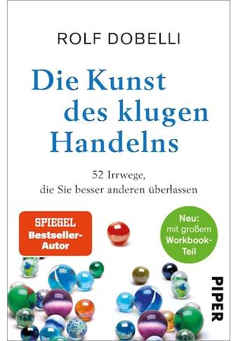 Buch »Die Kunst des klugen Handelns / Rolf Dobelli, El Bocho« kaufen