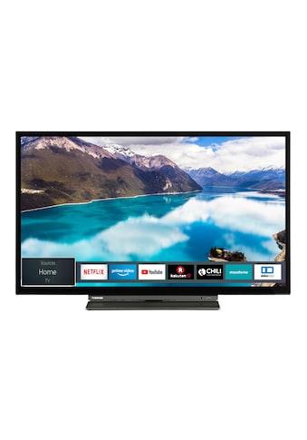 """Toshiba LED-Fernseher »32LL3C63DAX«, 80 cm/32 """", Full HD, Smart-TV kaufen"""