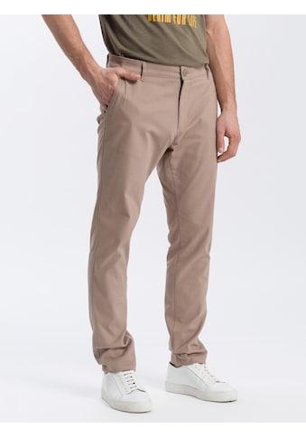 Cross Jeans® Chinohose »E 120«, Flügeltaschen kaufen