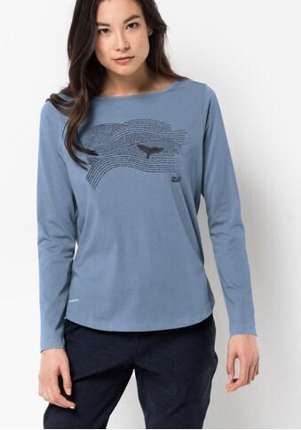 Jack Wolfskin Langarmshirt »OCEAN FIN LONGSLEEVE W« kaufen