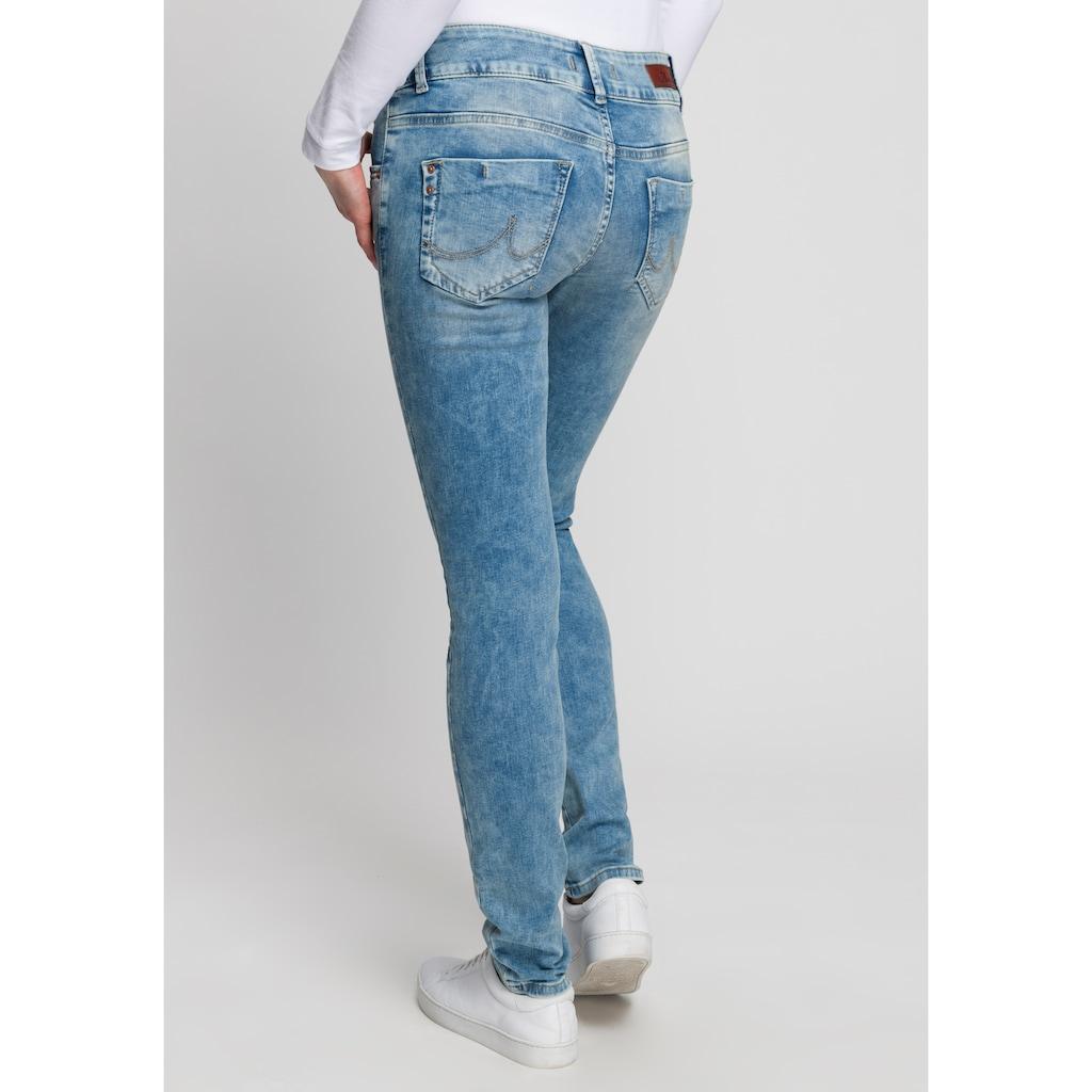 LTB Slim-fit-Jeans »MOLLY M«, mit schmalem Bein und normaler Leibhöhe in optimierter Passform