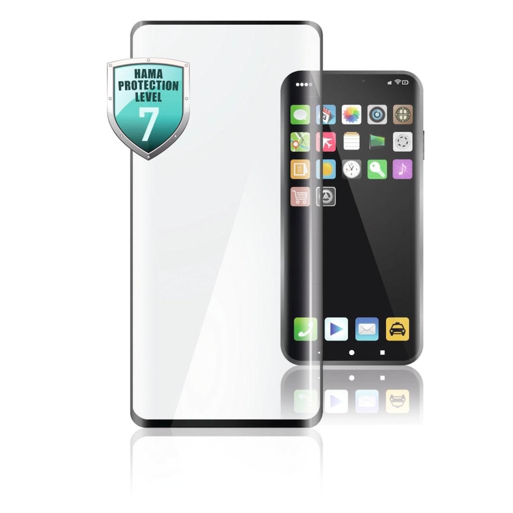 Hama Displayschutzglas »Glas, Schutz, Displayschutz«, für LG K42, für LG K42 Schwarz