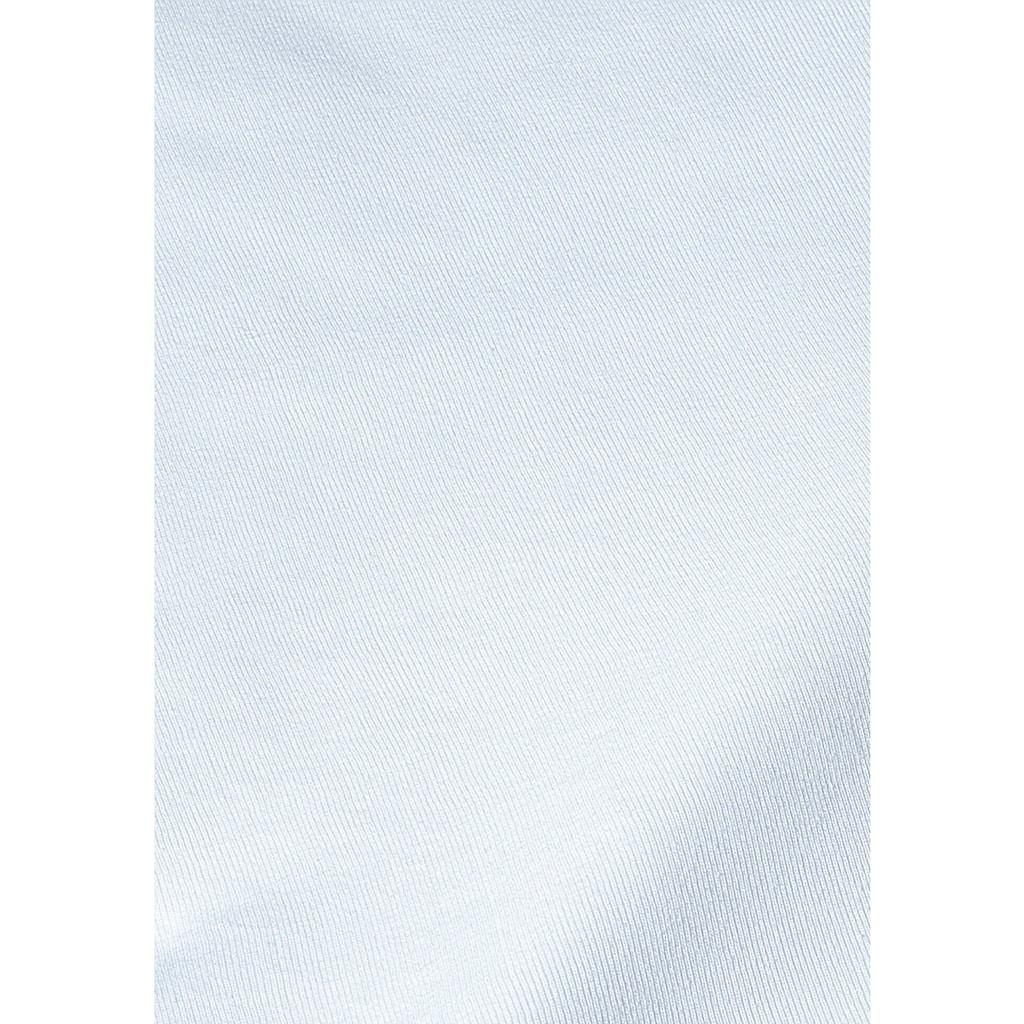 Clipper Unterhemd, aus Feinripp
