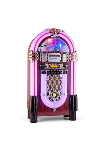 Auna Jukebox Bluetooth USB SD AUX CD UKW/MW »Graceland XXL BT« kaufen