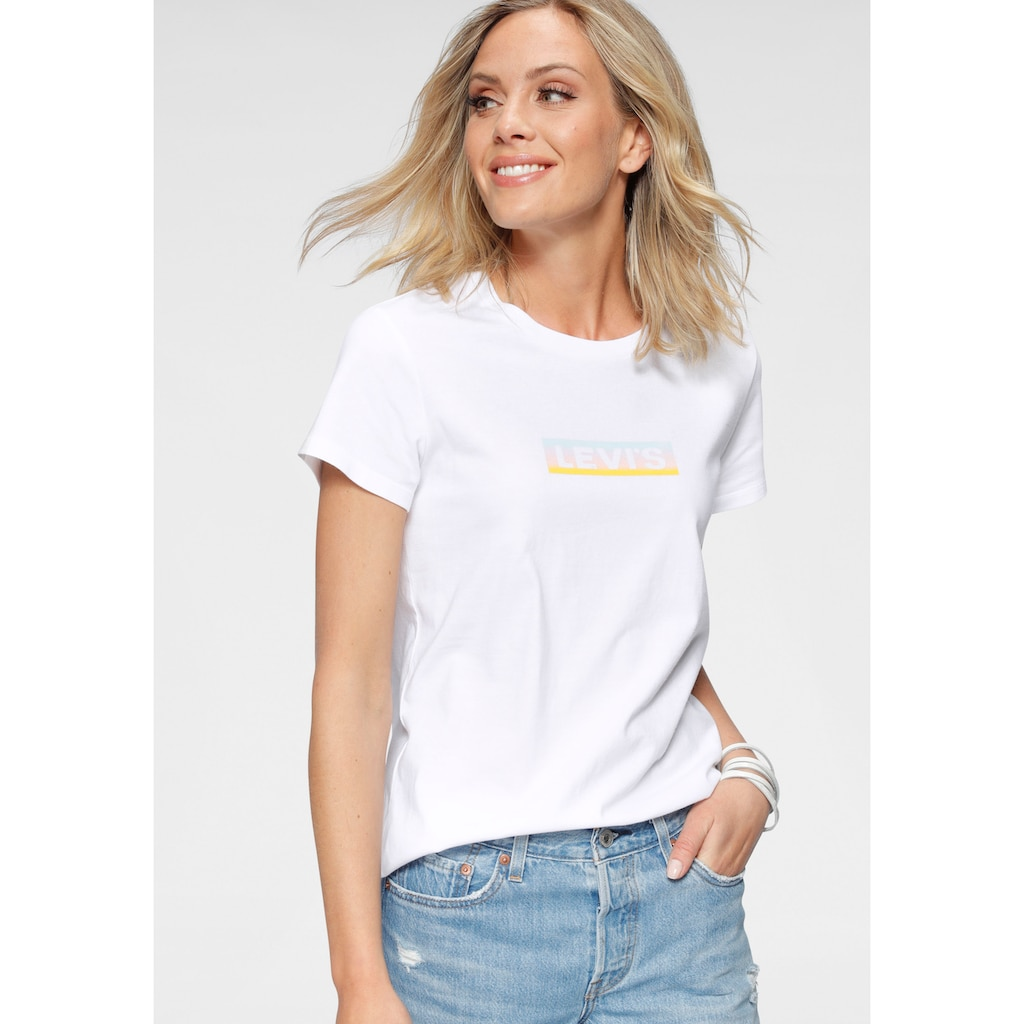 Levi's® T-Shirt »The Perfect Tee«