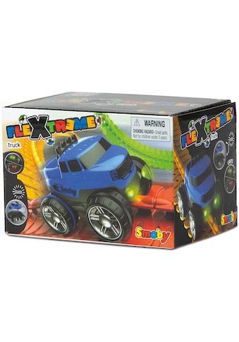Smoby Rennbahn-Auto »Flextreme Truck blau« kaufen