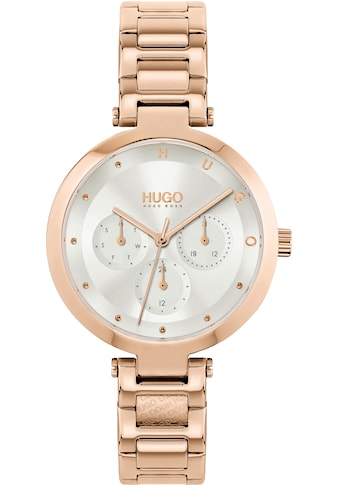HUGO Multifunktionsuhr »#HOPE MULTI, 1540087« kaufen