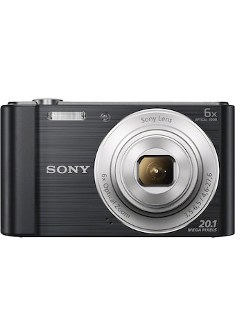 Sony Kompaktkamera »DSC-W810«, Gesichtserkennungstechnologie für bis zu 8 Gesichter (Kontrast, Helligkeit, Farbe) kaufen