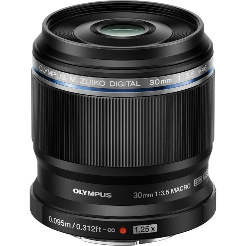 Olympus Makroobjektiv »M.Zuiko DIGITAL ED 30 mm F3.5«