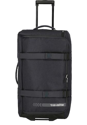 travelite Reisetasche »Kick Off L, 68 cm, mit Trolleyfunktion«, mit Trolleyfunktion kaufen