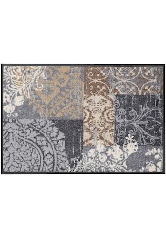 wash+dry by Kleen-Tex Fußmatte »Armonia«, rechteckig, 7 mm Höhe, Fussabstreifer,... kaufen