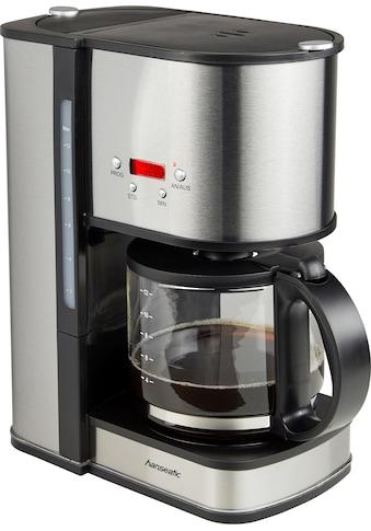 Hanseatic Filterkaffeemaschine für 12 Tassen, Papierfilter 1x4 kaufen