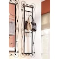 Home affaire Garderobenpaneel, mit aufwendigen Verzierungen