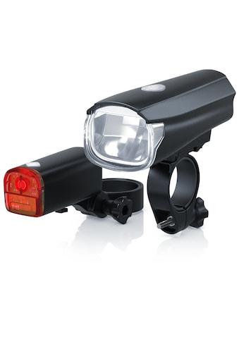 Aplic LED Fahrradlampen - Set mit Front & Rücklicht »StVZO zugelassen / Helle LED mit 30 Lux« kaufen