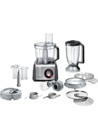 BOSCH Kompakt-Küchenmaschine »MultiTalent 8 MC812M865«, 1250 W, 3,9 l Schüssel kaufen