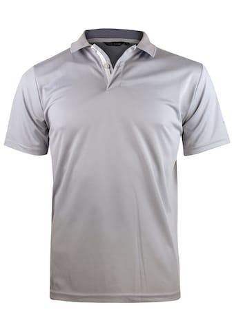 CODE-ZERO Poloshirt »JIB«, Kontrastfarbenes Paspelband kaufen