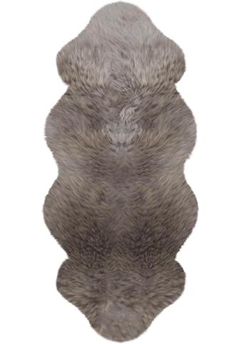 Heitmann Felle Fellteppich »Lammfell KK 1,5«, fellförmig, 70 mm Höhe, echtes Austral.... kaufen