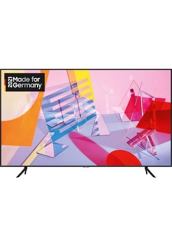"Samsung QLED-Fernseher »GQ43Q60TGU«, 108 cm/43 "", 4K Ultra HD, Smart-TV kaufen"