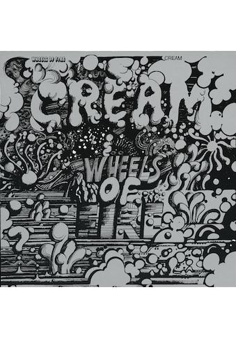 Musik-CD »Wheels Of Fire (Remastered / CREAM« kaufen