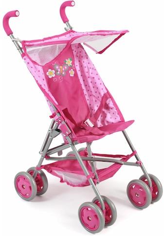 CHIC2000 Puppenbuggy »Vita, pink«, mit 3-Punkt-Sicherheitsgurt kaufen
